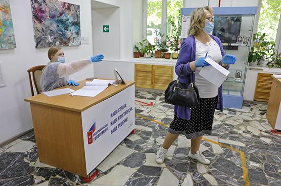 В ЦИК рассказали о процедуре изменения порядка голосования