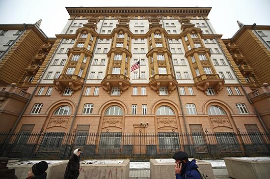 МИД подготовил меры из-за появления ЛГБТ-флага на зданиях посольств