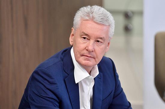 Собянин заявил об отсутствии угрозы второй волны коронавируса