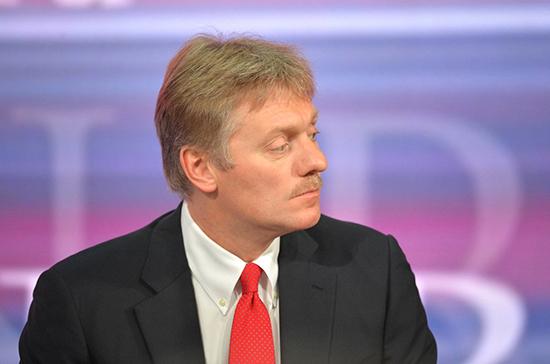 Песков: Совбез России разочарован отсутствием прогресса по урегулированию на юго-востоке Украины