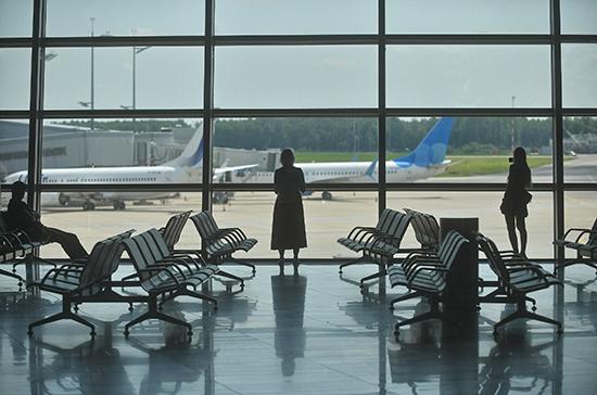 В России назвали критерии возобновления полётов в другие страны