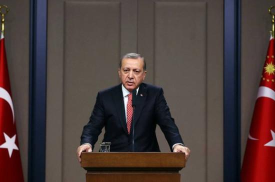 Эрдоган рассказал о запланированных работах в Айя-Софии