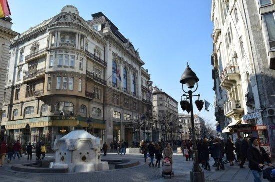 Протесты в Белграде переросли в массовые беспорядки и столкновения с полицией