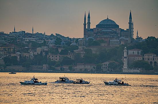Госсовет Турции разрешил сменить статус собора Святой Софии с музея на мечеть