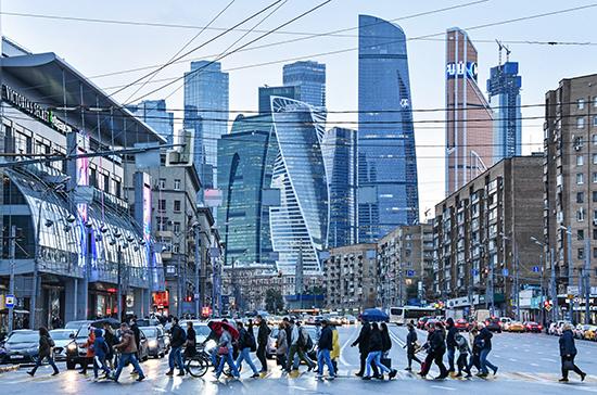 Синоптики рассказали о погоде в Москве на неделю