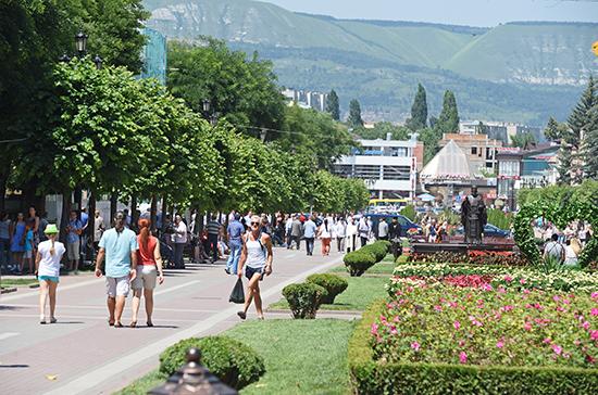 Правительство подготовит новый нацпроект в сфере туризма
