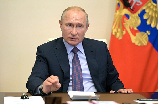 Путин дал три месяца на корректировку нацпроектов