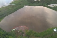 В WWF оценили опасность разлива авиатоплива на Таймыре