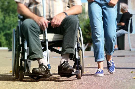 Инвалиды смогут получать необходимые техсредства реабилитации по месту пребывания