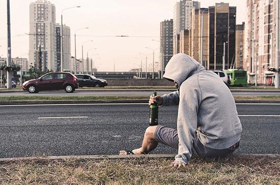 Пьяниц отправят в вытрезвители без их согласия