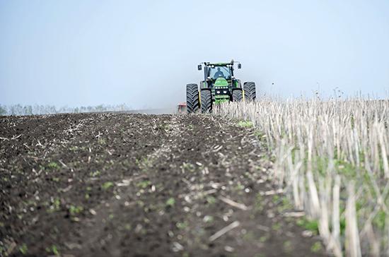 Сохранением плодородия почв будут заниматься подразделения Минсельхоза