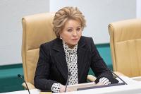 Матвиенко рассказала, при каком президенте Украины возможно урегулирование в Донбассе