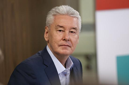 Собянин рассказал о рисках повторного введения ограничений в Москве