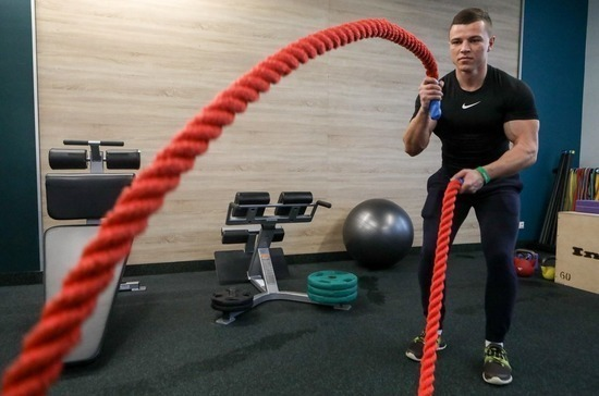 Малоимущим предложат ваучеры на занятие фитнессом