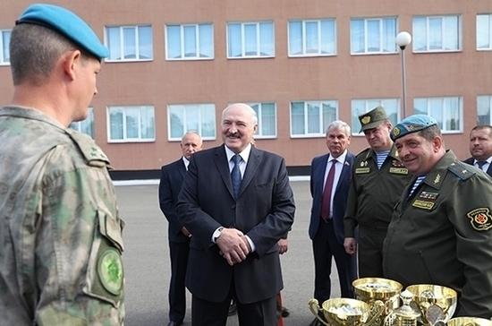 Белоруссия модернизировала свои вооруженные силы