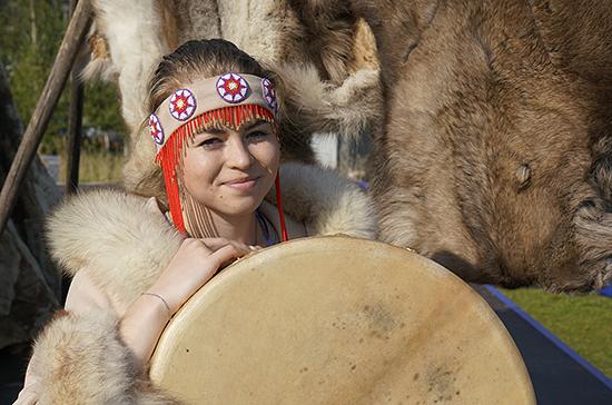 Программа Минвостокразвития позволит развивать экономику и культуру коренных малых народов Севера
