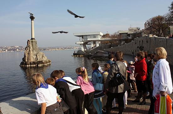 Глава Госсовета Крыма: у крымчан есть конституционная гарантия, что их «не вернут» Украине