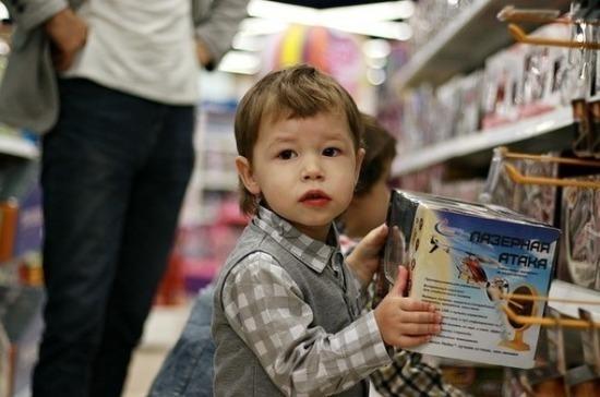 СМИ: в России вдвое выросла доля некачественных детских товаров