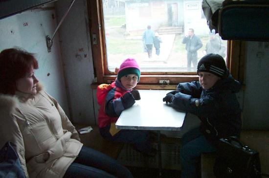 Минтранс предложил субсидировать семейные поездки в купе