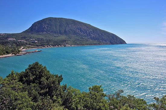 Крым хочет принимать десять миллионов туристов в год
