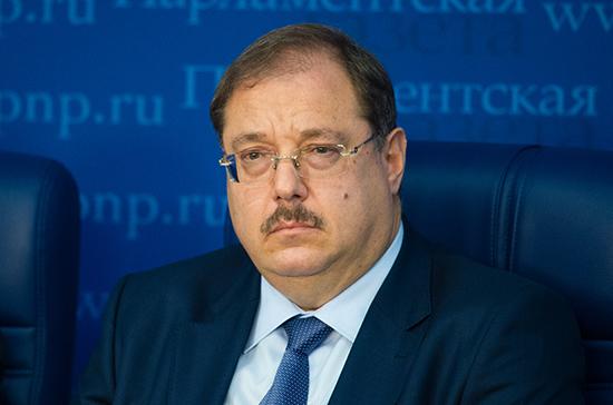 Депутата Пайкина предложат на пост главы комитета по физкультуре и спорту