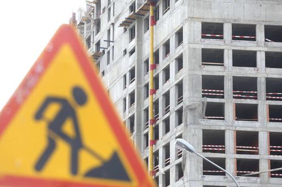 В России за полгода возвели 754,4 тысячи квадратных метров жилья с использованием эскроу-счетов