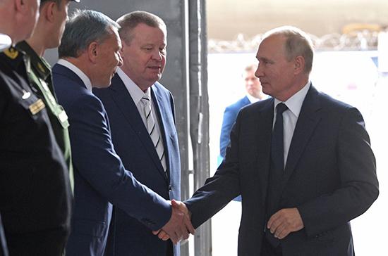 В Крыму заложили корабли, которые заменят «Мистрали»
