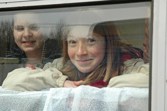 Дети поедут в Крым за полцены