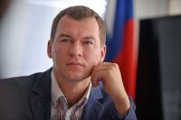 Путин назначил Дегтярева врио губернатора Хабаровского края