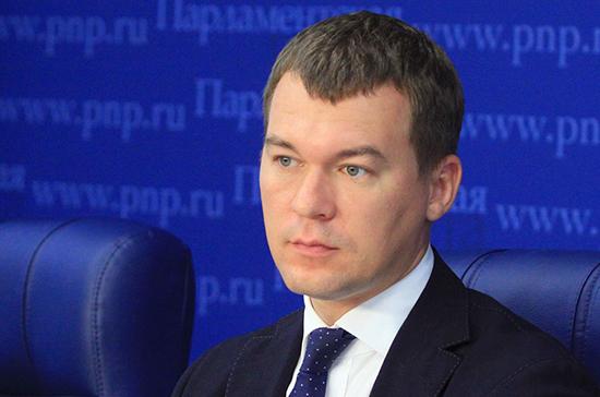 Дегтярев опасается ухудшения ситуации с коронавирусом в Хабаровском крае