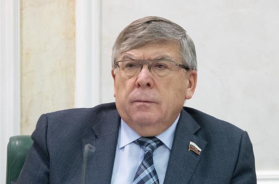 Сенатор Рязанский рассказал о важности советского стажа для размера пенсии