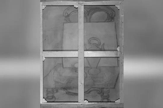 Под «Натюрмортом» Пикассо обнаружили неизвестную картину