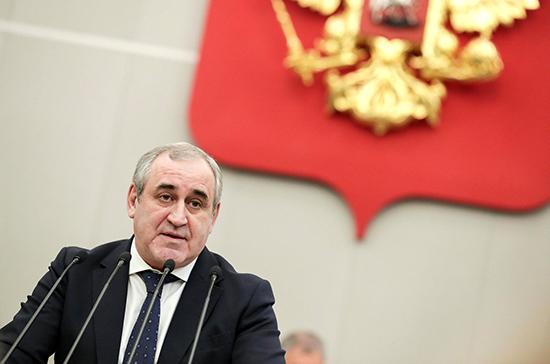 Неверов заявил о важности «подушки безопасности» в виде Фонда национального благосостояния