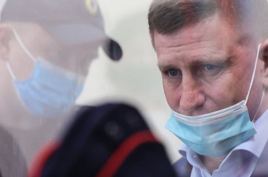 Фургал до задержания планировал подать в отставку, заявил Жириновский