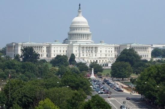 Конгресс США одобрил военный бюджет ссанкциями против «Северного потока— 2»