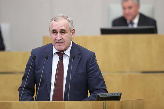 Неверов призвал вернуться к нулевым чтениям законопроектов