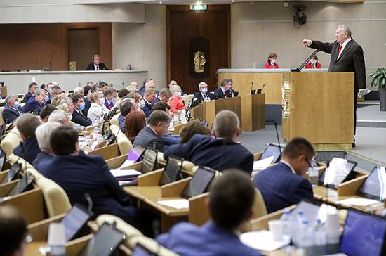 Жириновский призвал построить здание Парламентского центра