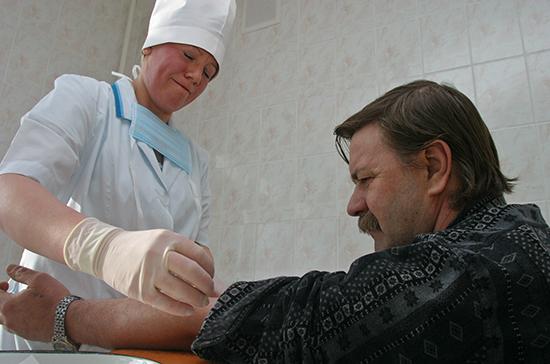 Работники старше 40 лет получат право на нерабочий день для диспансеризации