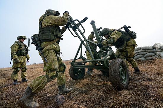 В Вооруженных силах завершилась внезапная проверка боеготовности