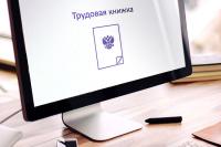В ПФР рассказали, сколько россиян решили перейти на электронные трудовые книжки