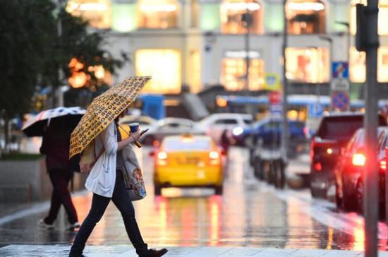 Лето 2020 года в Москве может стать самым дождливым в истории наблюдений