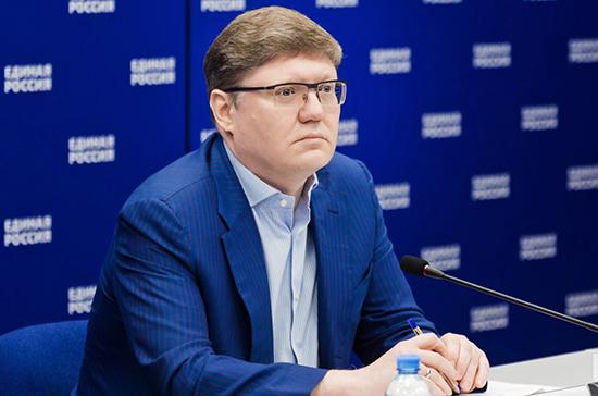 «Единая Россия» предлагает защитить средства граждан в размере МРОТ от списания в счёт задолженностей