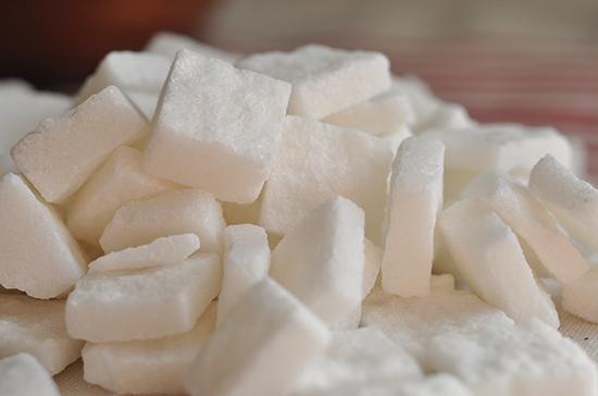 В России спрогнозировали снижение производства сахара на 19-23%