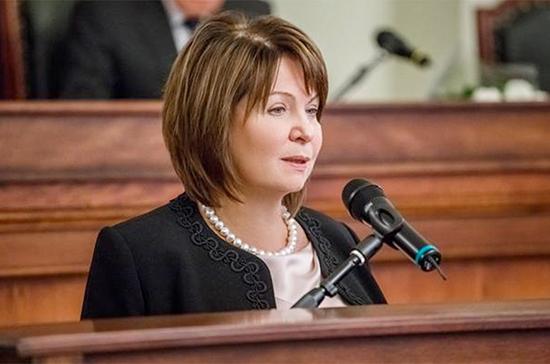 Совет Федерации назначил зампреда Верховного суда РФ