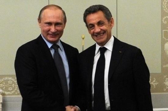 Саркози рассказал, как не поделил с Путиным шоколад