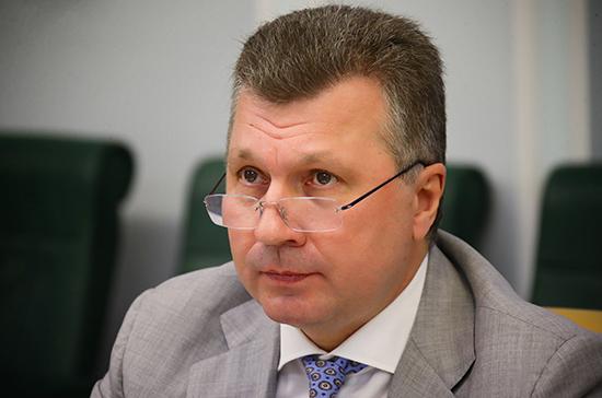 Васильев: осенью законодателям предстоит много работы