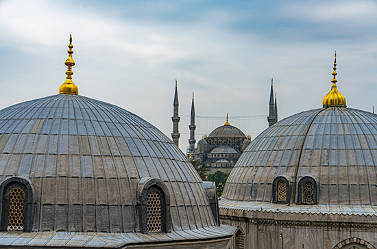Турция проведёт реставрацию Айя-Софии