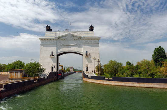 Волго-Донской канал открыли 68 лет назад