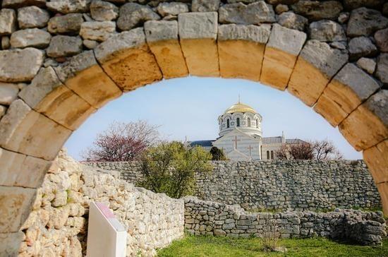 В День Крещения Руси вход в Херсонес Таврический будет свободным