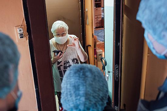 В СПЧ предложили поддержать семьи умерших от коронавируса волонтёров